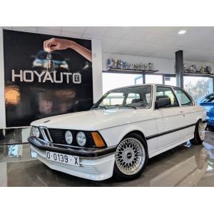 BMW 318I COUPE E21 AÑO 81